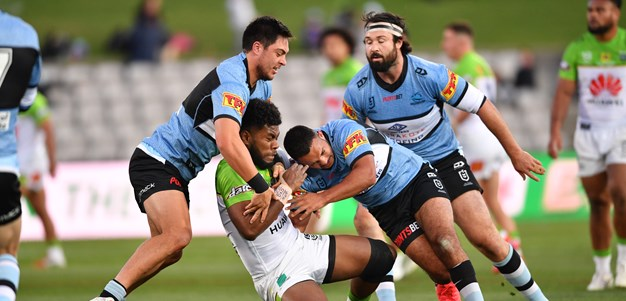 Sharks head into finals on the back of Raiders loss