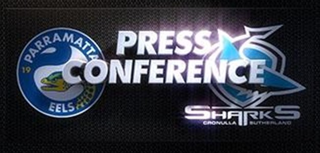 Sharks v Eels Rd 5 (Press Conference)
