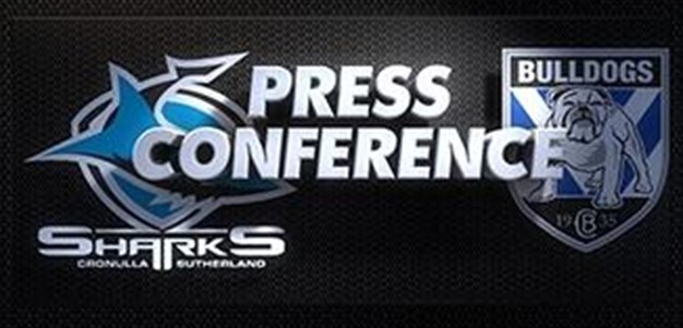 Sharks v Bulldogs Rd 7 (Press Conference)