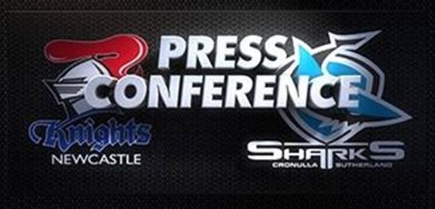 Sharks v Knights Rd 8 (Press Conference)