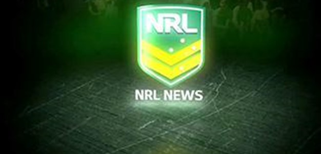 NRL Interview with Sharks