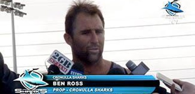 Ben Ross Pre-Game Interview