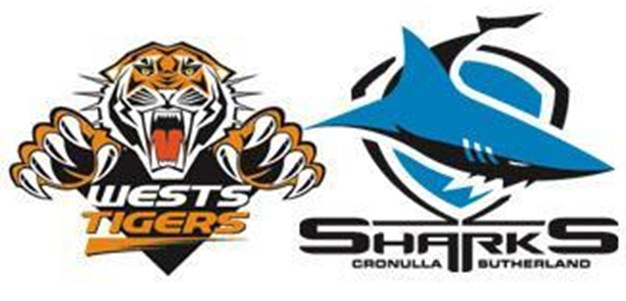 Sharks v Tigers Intro
