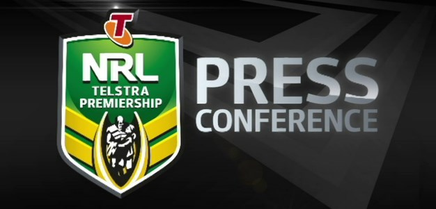 Sharks v Sea Eagles Finals Week 2 (Press Conference)