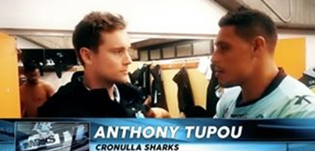 ANTHONY TUPOU | Interview