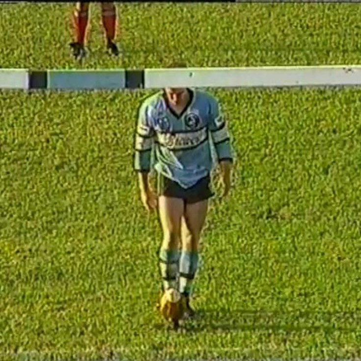 1990: Sharks v Raiders