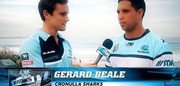 Gerard Beale Interview
