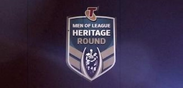 HERITAGE ROUND | Sharks v Raiders