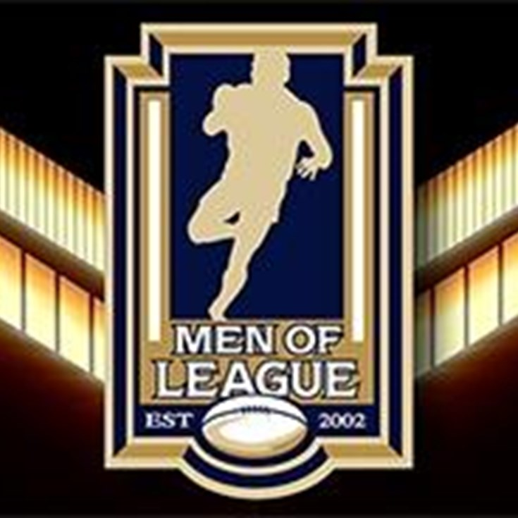 MEN OF LEAGUE | Sharkies Luncheon