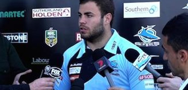PRESSER | Wade talks Raiders, Bulldogs