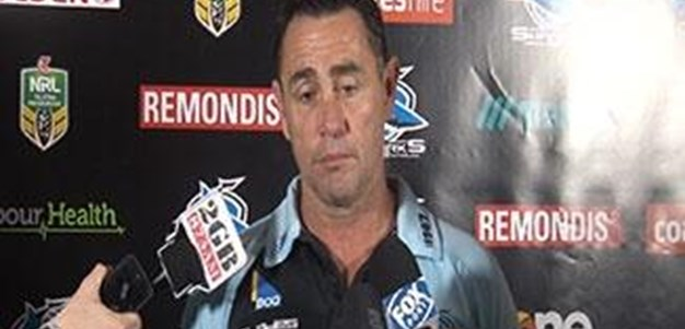 Rnd09 Shane Flanagan Media Conference - Sharks vs Warriors #NRLSharksWarriors