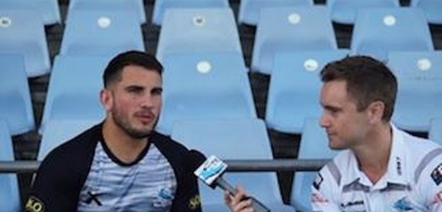 SHARKS OFF THE PARK | Jack Bird