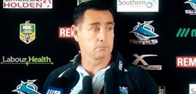 PRESSER | Footy with Flano