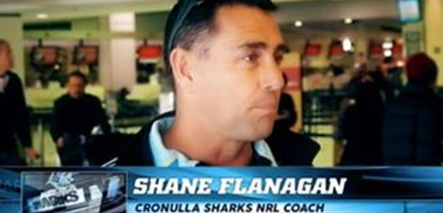 Shane Flanagan | Interview