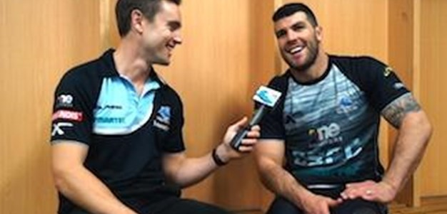 SHARKS OFF THE PARK | Michael Ennis