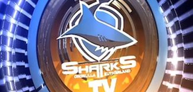 SHARKS TV | Lewis back on the park