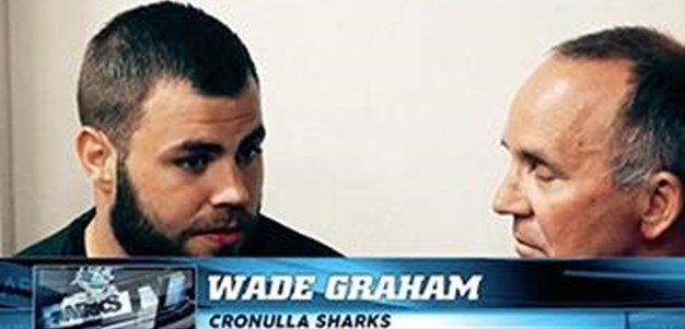 SharksTV with Wade Graham