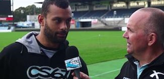 SHARKS TV | Bukuya talks Knights