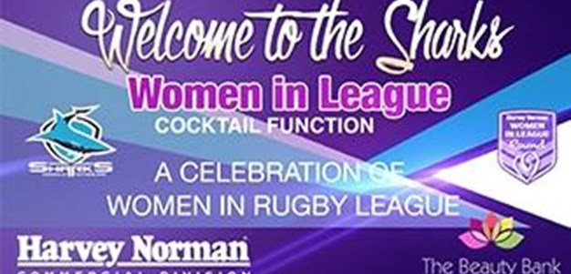 Sharks Women in League 2015