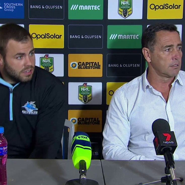 Round 9 Press Conference