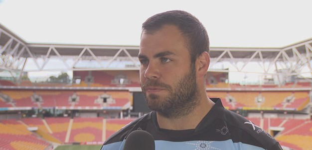 Graham talks injury, Sharks return and Origin