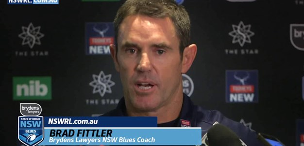Fittler talks Prior's inclusion