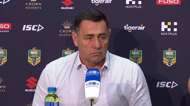 Sharks press conference: Round 22, 2018
