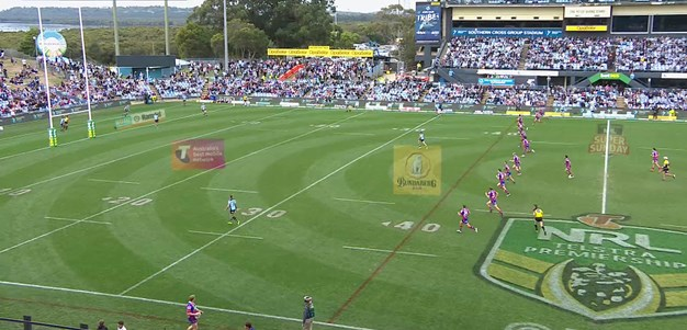 Round 24 Extended Highlights