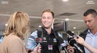 Airport Media: Matt Moylan