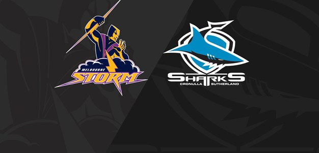 Full Match Replay: Sharks v Storm - Grand Final, 2016