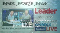 The #ShireSportsShow - 25th Sept 2018
