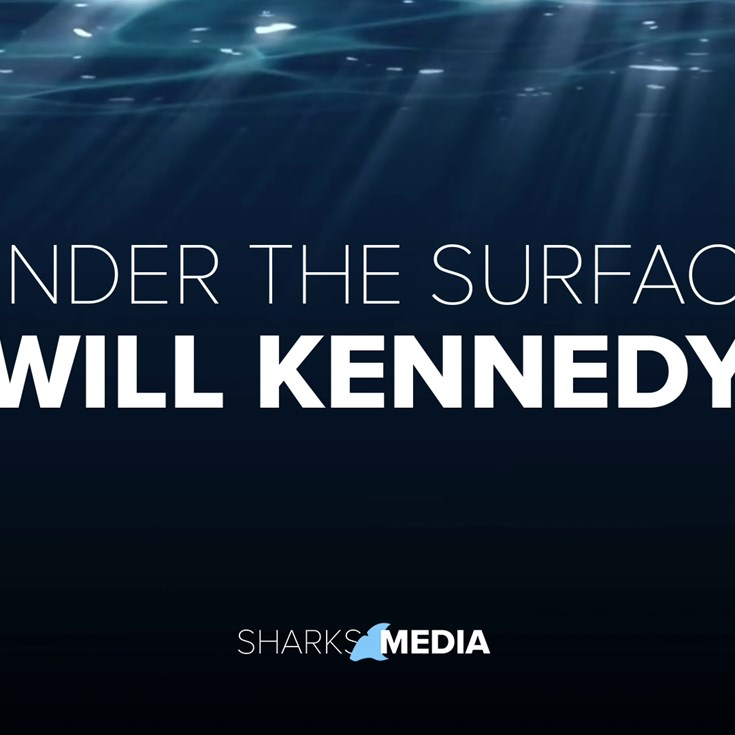 Under the Surface: William Kennedy