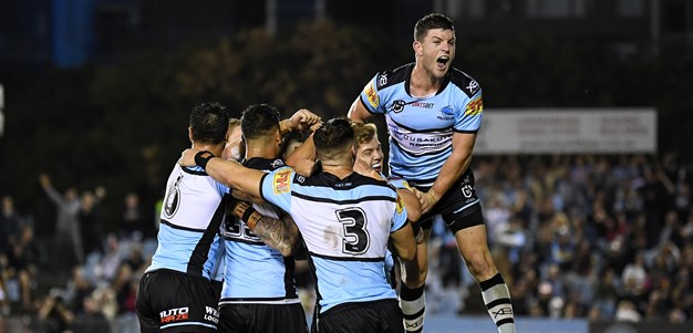 Match Highlights: Sharks v Panthers
