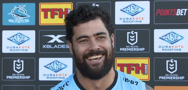 Fifita pumped and ready to go