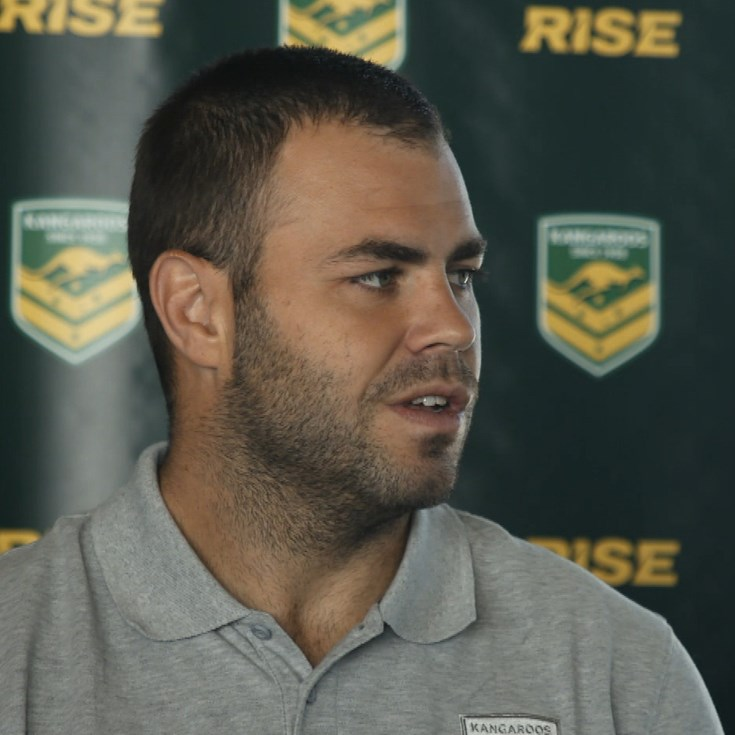 Graham excited for Fifita challenge
