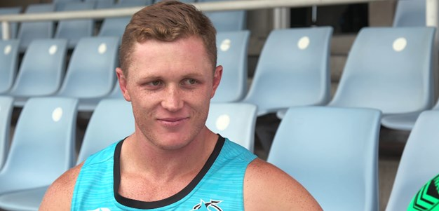 Williams ready to make Gallen's no.13 his own