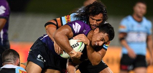 Match Highlights: Sharks v Storm