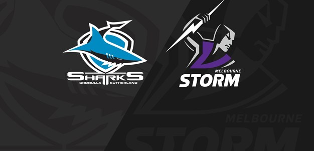 Round 2 Full Match Replay: Sharks v Storm