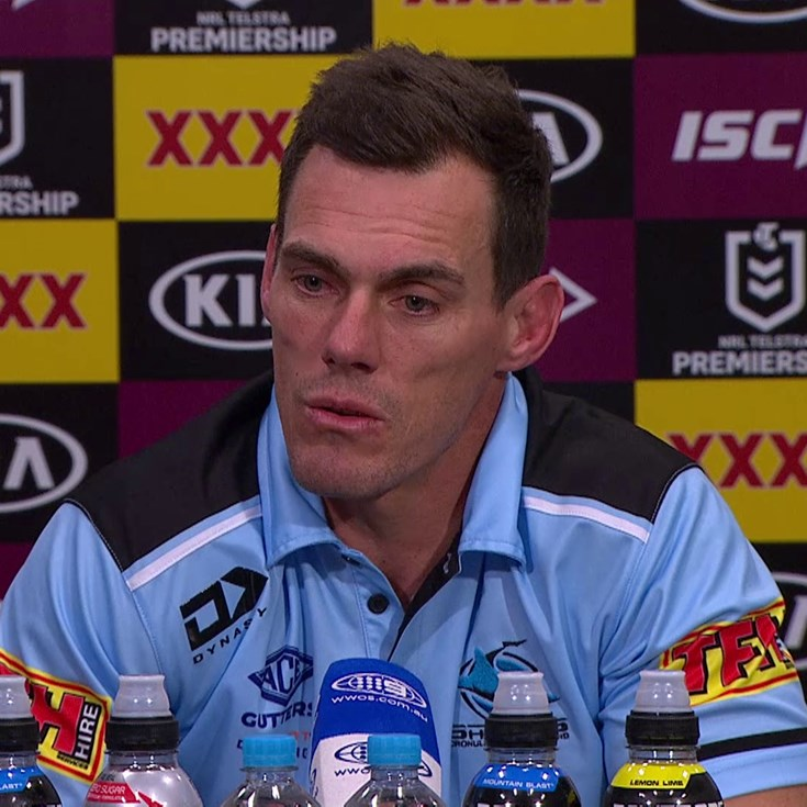 Round 12 Press Conference