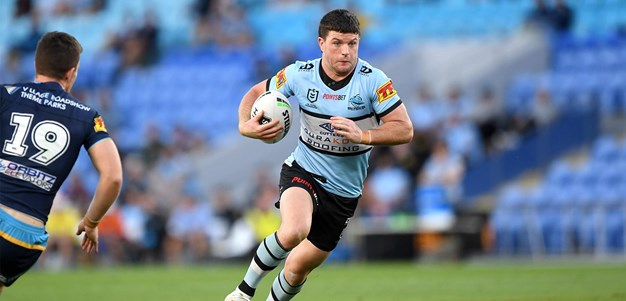 Townsend eager to steer Sharks in crunch time of the year