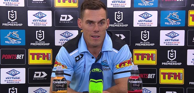 Round 18 Press Conference