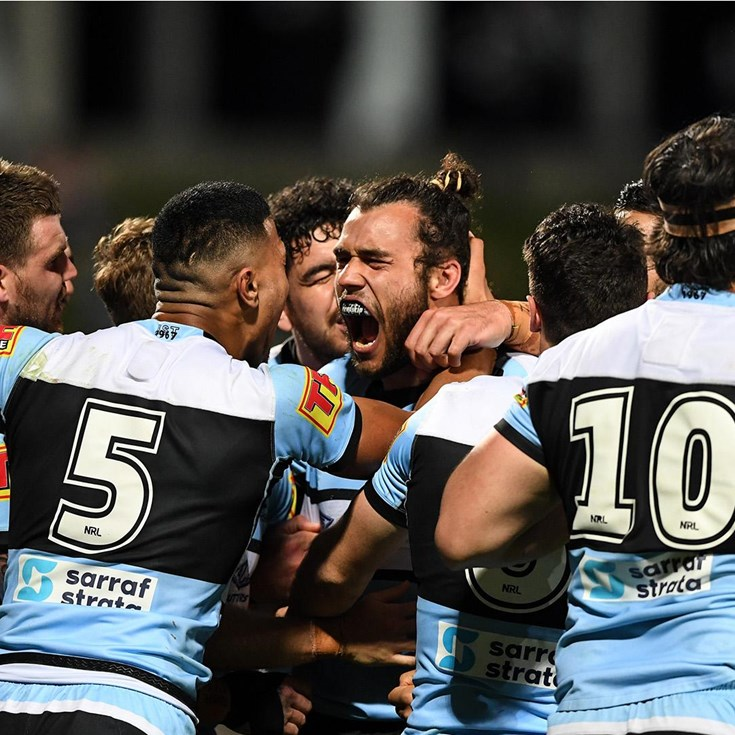 Analysing the Sharks' 2021 draw