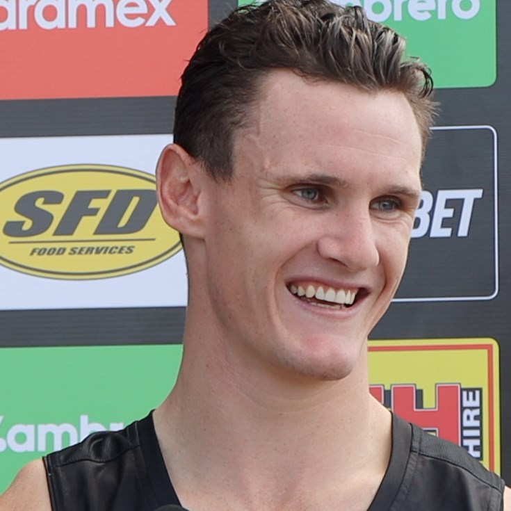 Round 3 Media: Connor Tracey