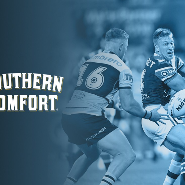 Southern Comfort 'Too Easy' Try of the Week - Round 5