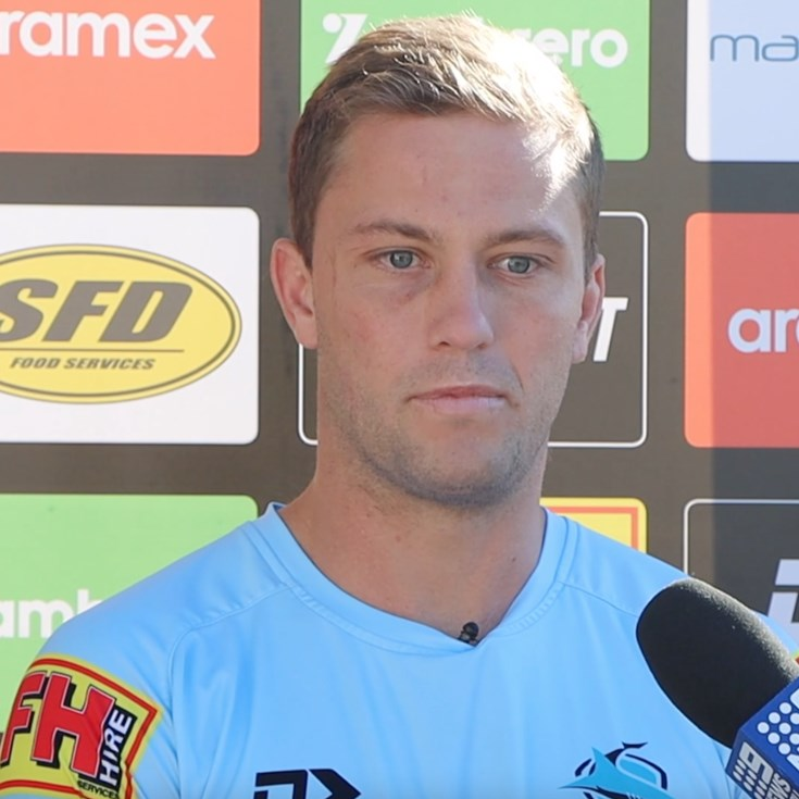 Round 6 Media: Matt Moylan