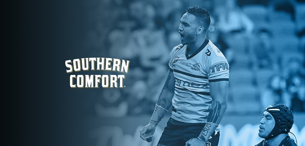 Southern Comfort Try of the Week - Round 8