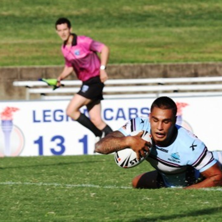 Knights down Sharks in NSW Cup