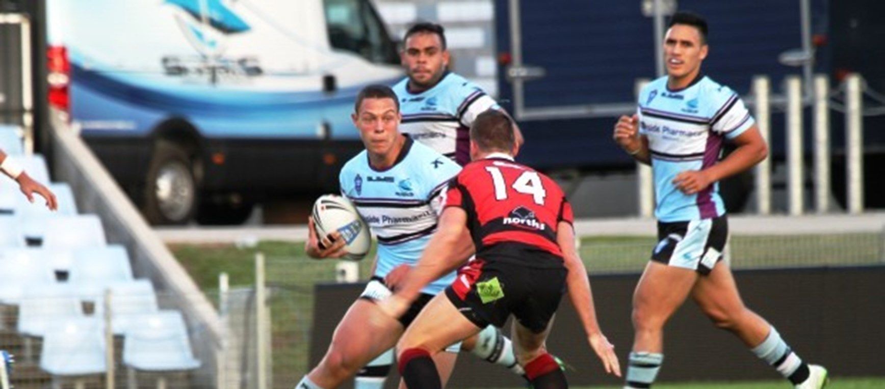 Gallery - NSW Cup Sharks v Bears