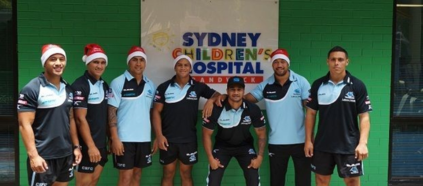 Sharks Christmas Blitz