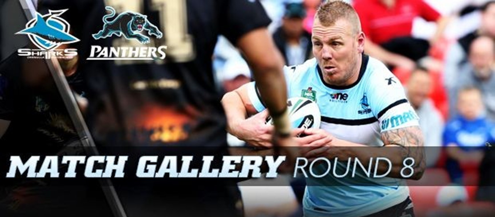 Rd 8 Match Gallery - Panthers v Sharks